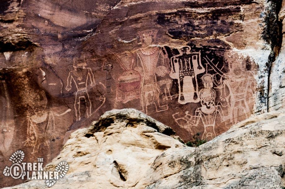 McKoncie Ranch Petrogliphs