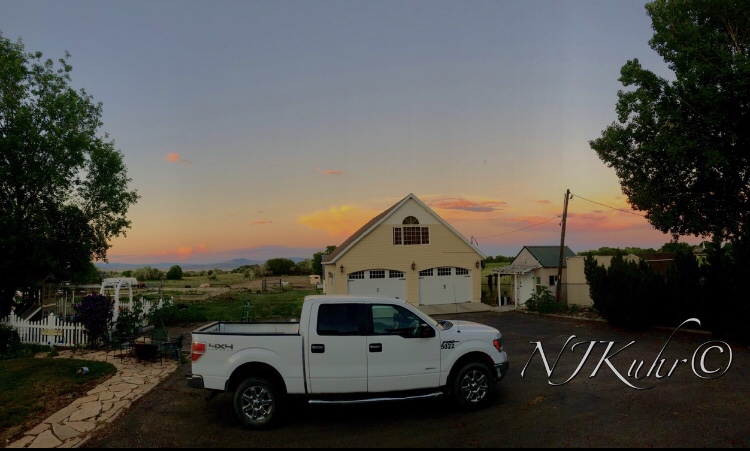 Sunsets From Home