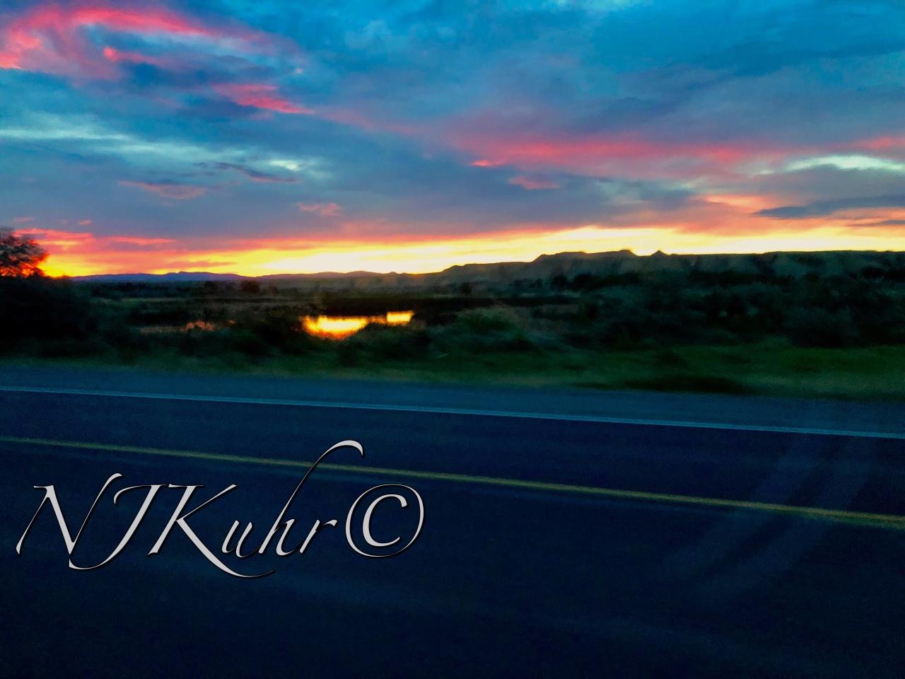 Roadtrip Sunsets